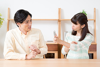 浮気の慰謝料に関するご相談なら伊倉総合法律事務所 | 不倫・浮気イメージ